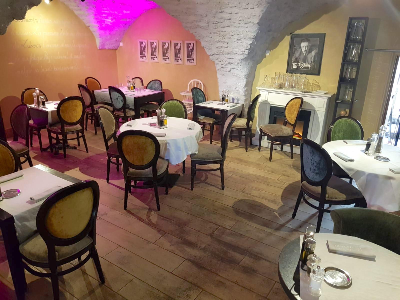 Salle Albert Camus Le Café de l'Ormeau